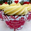 Капкейки на День Валентина, фото 3