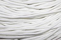 Шнур 5мм с наполнителем (200м) белый