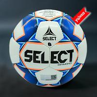 М'яч футбольний B-GR SELECT Diamond, (205) бел/сін р. 4