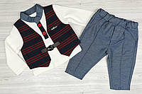 Нарядный костюм-двойка для мальчика 4994