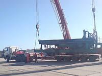 Перевозка нефтегазодобывающего оборудования