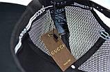 Бейсболка тракер сетка Classic Gucci (30419-17), фото 2