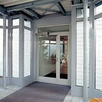 Распашные автоматические двери, фото 1