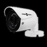 Гібридна Антивандальна зовнішня камера GreenVision GV-084-GHD-H-СOF40-20