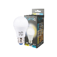 LED лампа Ilumia 10W Е27 A60 3000-6000К всі кольори 1000Lm (062)