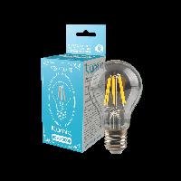 LED лампа филаментная Ilumia 8W Е27 A60 3000К теплий 820Lm (057)