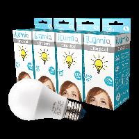 Набір №3 (4 шт Лампа Ilumia 004 L-12- + 2уп Батарейок LP AAA R03P)