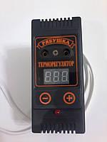 Терморегулятор для инкубатора цифровой, Рябушка, фото 1