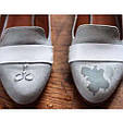 Полностью прозрачное и незаметное средство Nonwater, защита обуви от влаги и грязи, фото 5