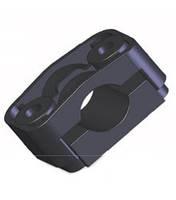 Кабельные зажимы для фиксации кабеля KO-27 (крепление метизами к металлоконструкциям)