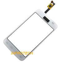 Сенсор (тачскрин) LG Optimus L4 II Dual E445 White