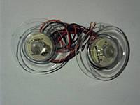 Вставка диодная 24V комплект (1 белая+1 красная)