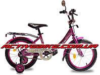 """Велосипед детский 16"""" Totem Принцесса., фото 1"""