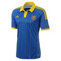 Футболка сборной Украины по футболу, фото 1