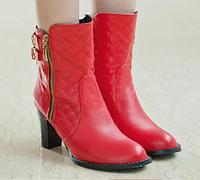 Женские  ботинки БОЛЬШИХ размеров от 34 по 46 ЖО 0450-И