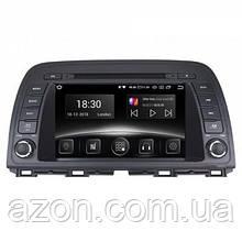 Автомагнитола Gazer Mazda CX-5 (KE), 6 (GJ) (2012- 2016) (CM5008-KE)