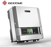 Мережевий інвертор GoodWe 5,1 кВт (220 В, одна фаза)