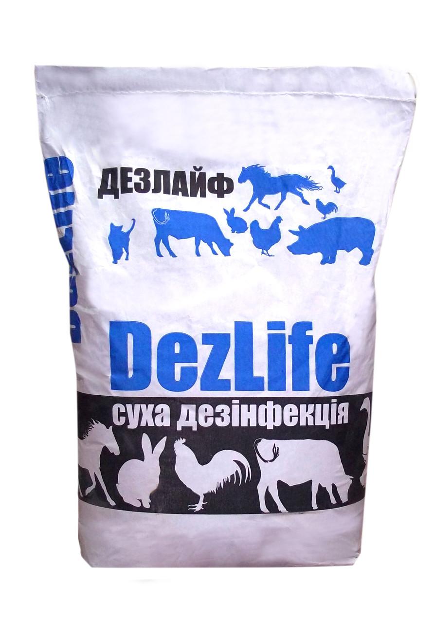 Дезлайф, препарат для дезинфекции