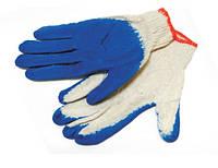 Перчатки защитные Вампирки трикотаж. латекс. покрытием