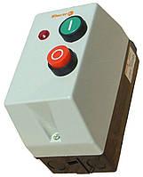 """Пускатель (контактор) ПМЛк-1 9А+ реле в корп. IP54 220В с индикатором ТМ """"Electro"""""""