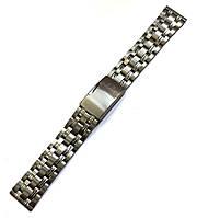 Браслет к часам Orient - нержавейка, цвет серебро 18-20-22мм