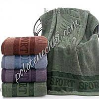 Махровое банное полотенце Sport 3D (8)