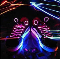 Светящиеся шнурки UFT Disco Red