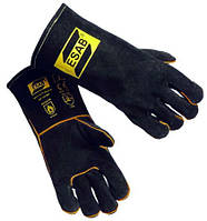 Перчатки сварщика ESAB Heavy Duty Black