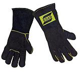 Перчатки сварщика ESAB Heavy Duty Black, фото 3