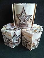 Свечи ароматизированные в стаканах Bispol Польша