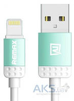 Кабель USB Remax Lovely Lightning Series Sky Blue (RC-010i)