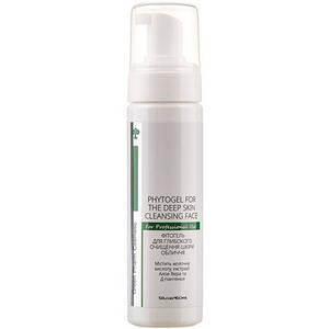 Фітогель для глибокого очищення шкіри обличчя (рН 5,0), Green Pharm Cosmetic,150 мл