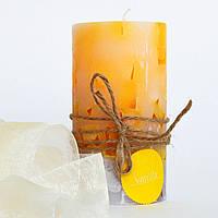 Ароматизированная свеча Ваниль