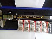 Батарейка-таблетка Camelion 1.5 v AG13(LR44)возможен безнал