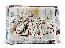 Комплект Двоспального постільної білизни - Пакистан Геометрія