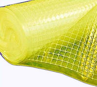 Гидроизоляционный барьер (75м2), Budowa желтый, с армированной сеткой 75г/м (270204004)