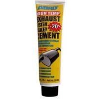 Цемент глушителя- ремонтный герметик 140г Abro ES-332