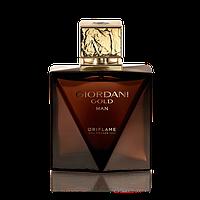 Чоловіча туалетна вода (духи) Джордані Голд Мен (Giordani Gold Man) від Оріфлейм
