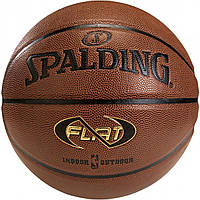 М'яч баскетбольний Spalding NBA Neverflat IN/OUT Size 7