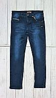 Теплі джинси на флісі для хлопчика  Угорщина, фото 1