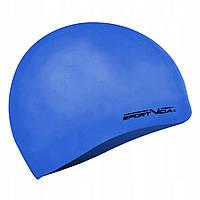 Шапочка для плавання дитяча SportVida SV-DN0019JR Blue