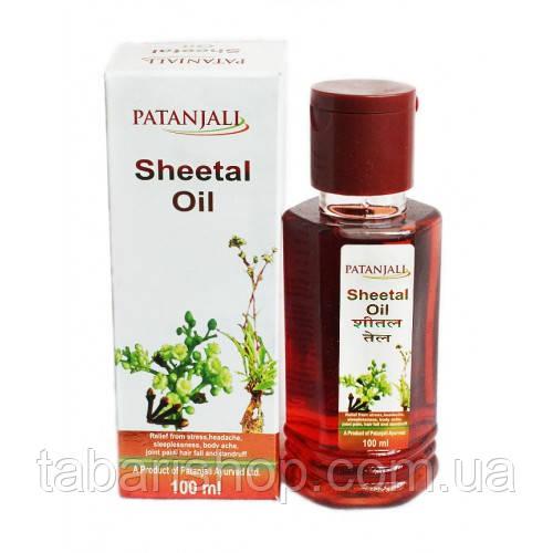 Массажное масло Шитал: большая Индия в маленьком флаконе