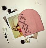 Стильные молодёжные шапки, фото 4