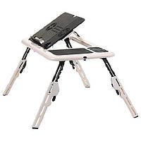 Пластиковый столик для ноутбука UFT T1 White