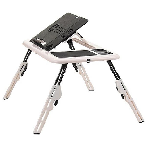 Пластиковый столик для ноутбука UFT T1 White, фото 1