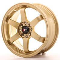 Диски литые 16/5*100/5*108/5*114.3/et25-40 j7 j8  Japan Racing Wheels JR3 (цвет на выбор)