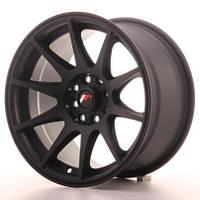 Диски литые 18/5*100/5*105/5*108/5*110/5*112/5*114.3/5*115/5*118/5*120/et 22-35  j8,5 - j9,5 Japan Racing Wheels JR18 (цвет на выбор)