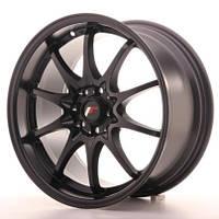 Диски литые 18/5*100/5*105/5*108/5*110/5*112/5*114.3/5*115/5*118/5*120/et 12-38  j8 j9,5 j10,5  Japan Racing Wheels JR18 (цвет на выбор)