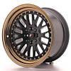 Диски литые 17/5*98/5*100/5*105/5*108/5*114.3/5*115/5*118/5*120/et20-35  J8 - J9  Japan Racing Wheels JR10  (цвет полированный и  серебро)