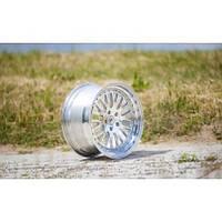 Диски литые 18/4*98/4*100/4*108/4*114.3/et40  J8,5 - J9,5  Japan Racing Wheels JR10    (цвет полированный и  серебро)